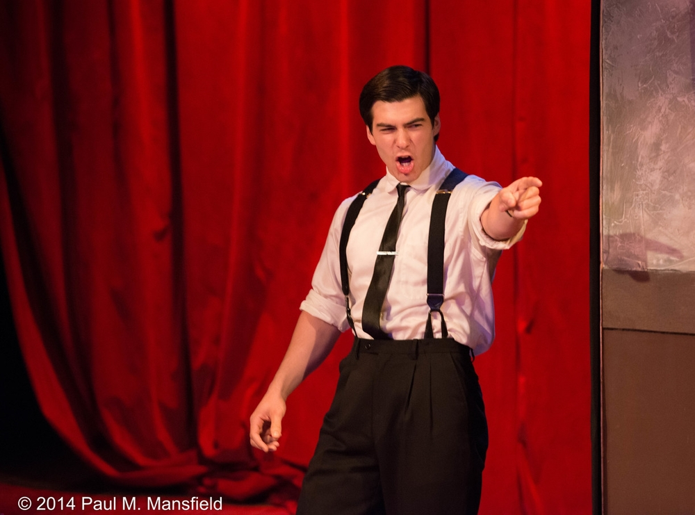 "The Attic Theatre's ""Strictly Dishonorable""/Giovanni"