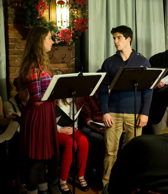 "Young Ebenezer, ""A Christmas Carol"""