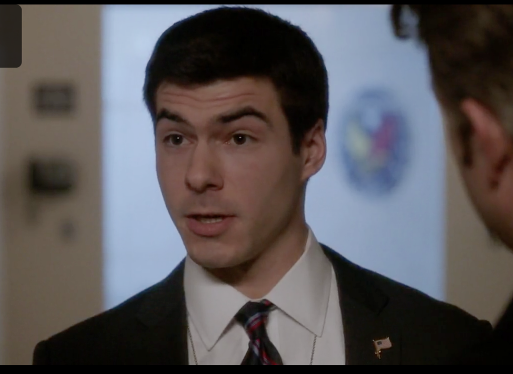 NBC's Law & Order: SVU (Season 18/Episode 20)/Rob O'Leary - ICE Agent