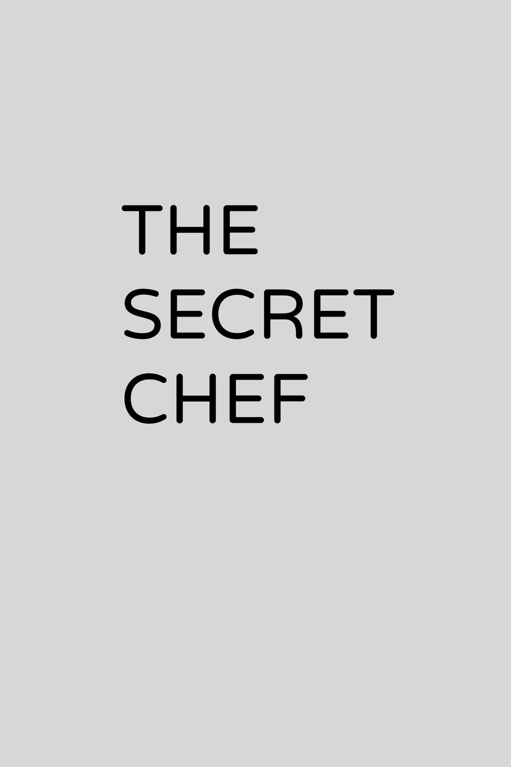 the secret chef