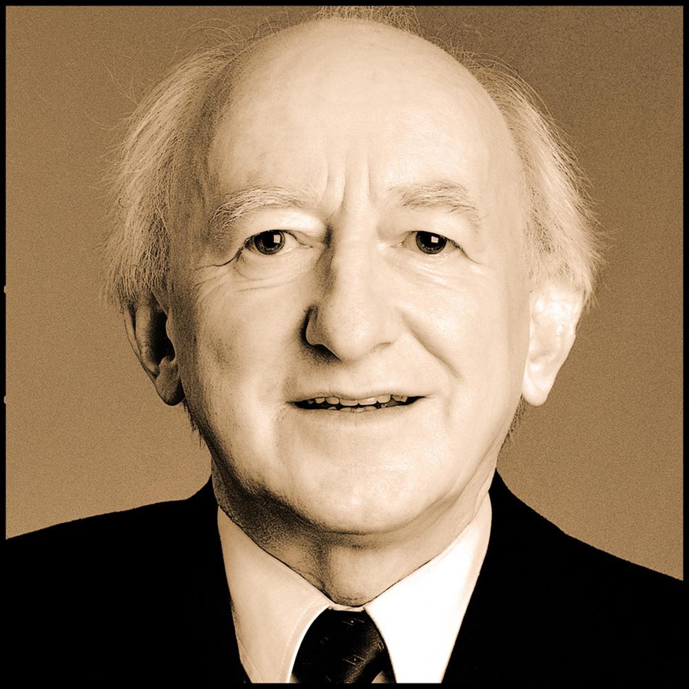 Michael D Higgins - Poet & President