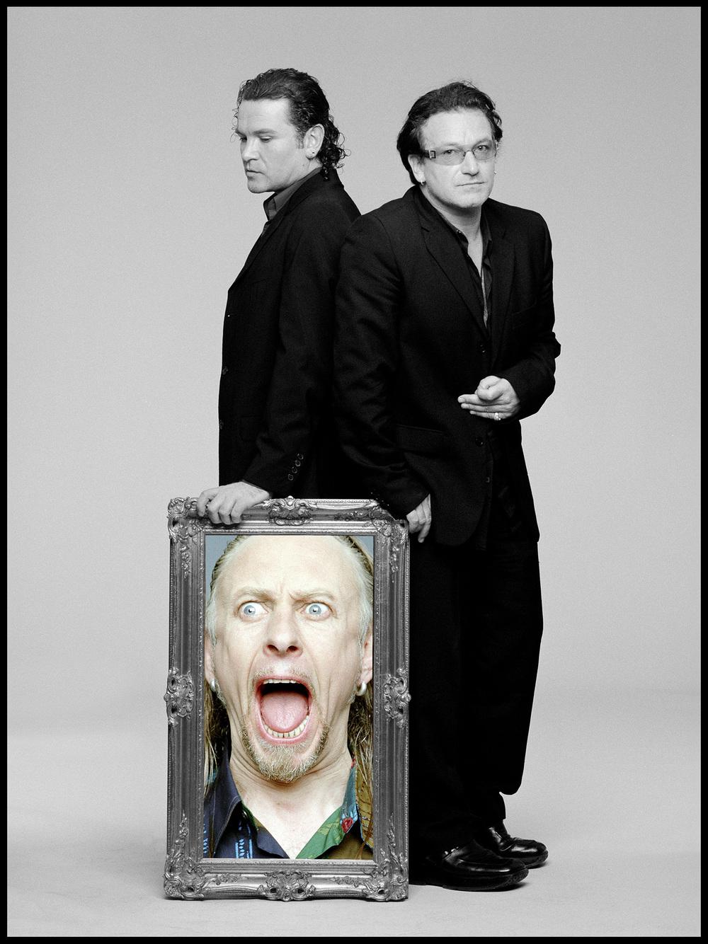 Gavin, Bono & Guggi