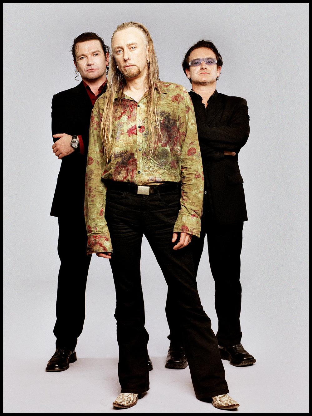 Gavin, Guggi & Bono