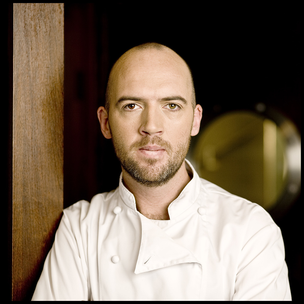 Dylan McGrath - Chef
