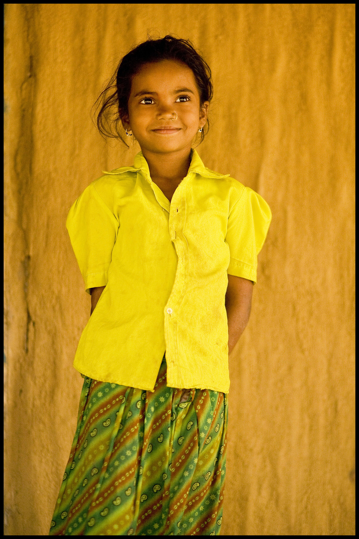 Adivasi Girl