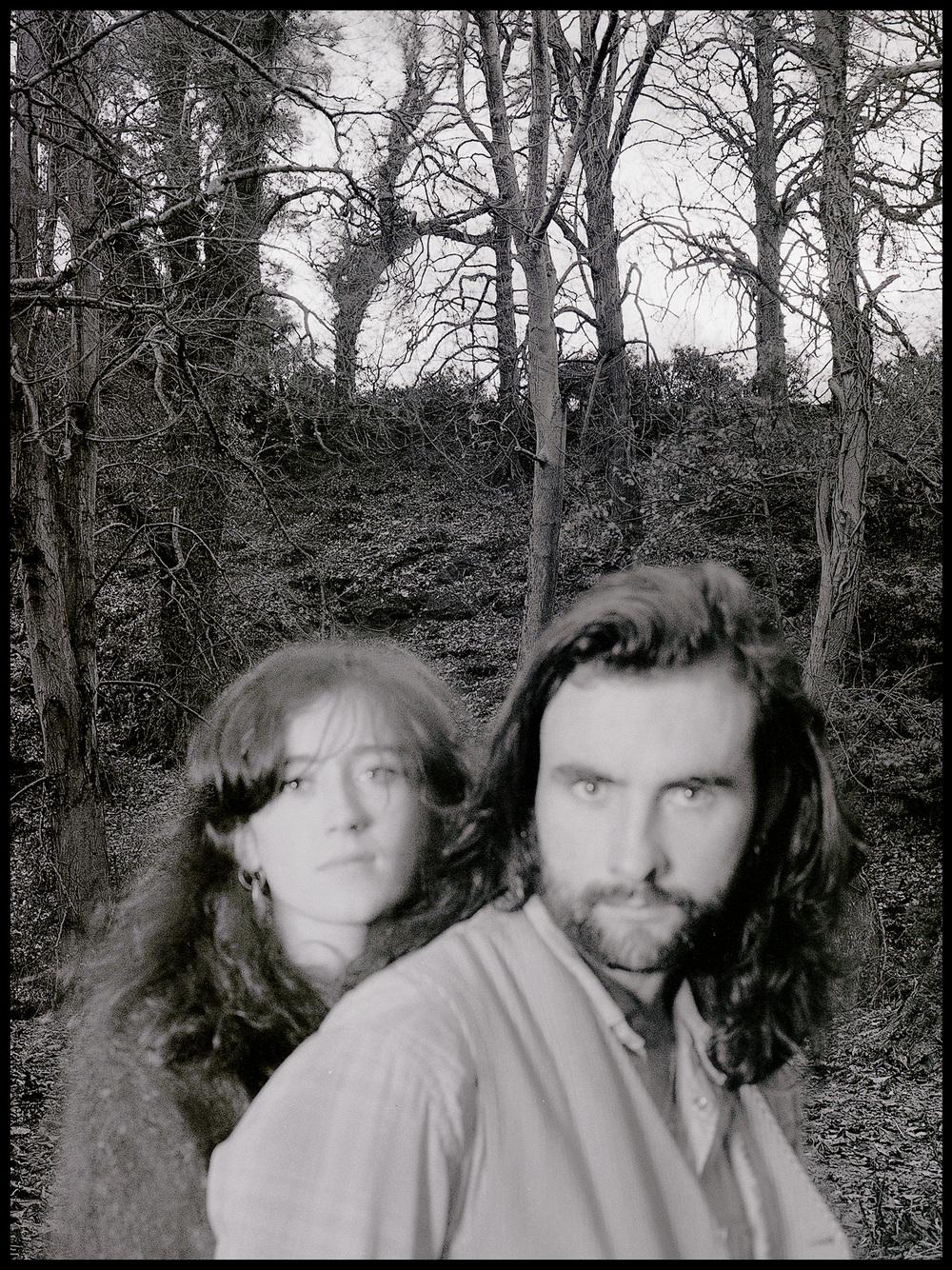 Kieran Kennedy & Maria Doyle Kennedy