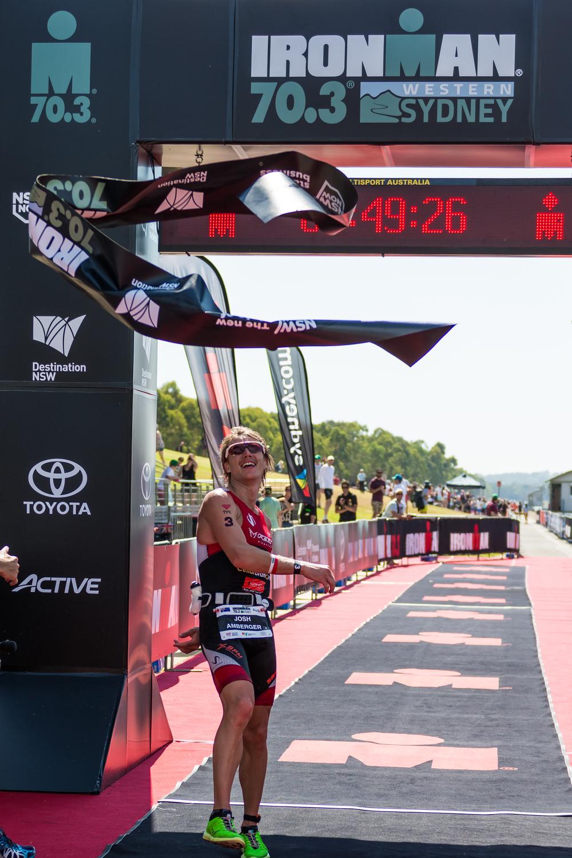 2014 Ironman 70.3 Western Sydney