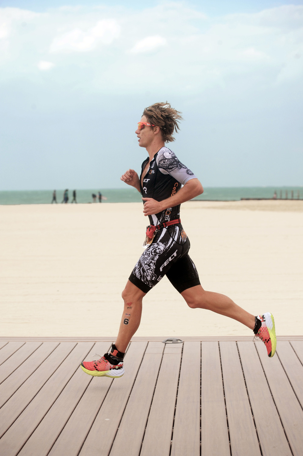 The Blog Josh Amberger Doing A Circuit Of Ironman 703 Asia Reach Challenge By Noene