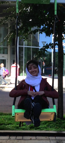 Maryam Tabatabei, PhD Candidate in the field of Biomedical Engineering at Polytechnique School of Montreal