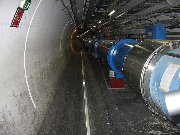 Figure 2 : A section of the LHC