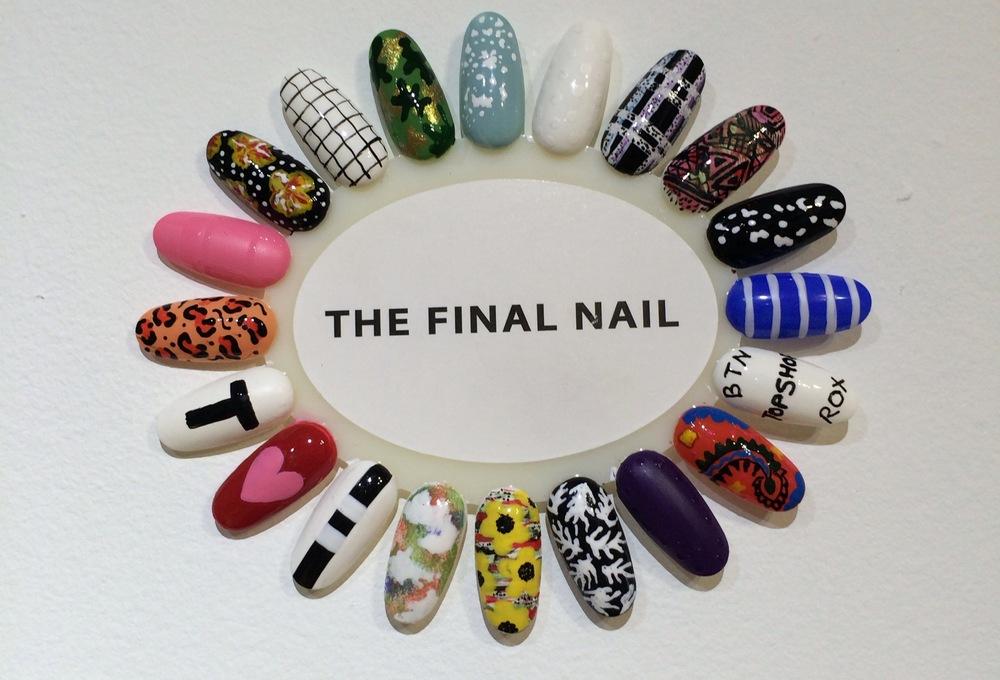 Nail Art - The Final Nail