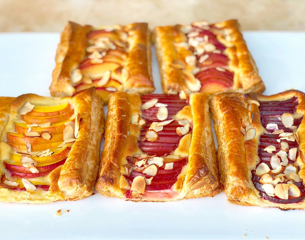 stonefruit almond tarts.JPG