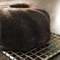 One of Dancing Deer's Award-winning signature products, the Deep Dark Gingerbread Cake.