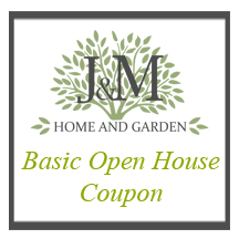 Free Coupon for   10% off   on all Holiday merchandise to anyone who comes in the night of the Open House.