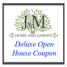 $5 Coupon (proceeds go to Halos for Angels)   20% off   all Holiday merchandise the night of the Open House.