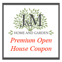 $10 Coupon (proceeds go to Halos for Angels) for 20% off all Holiday merchandise and 10% off all giftware the night of the open house, and as and added bonus 10% off any one item the week following the Open House (excluding fresh products or custom order.)