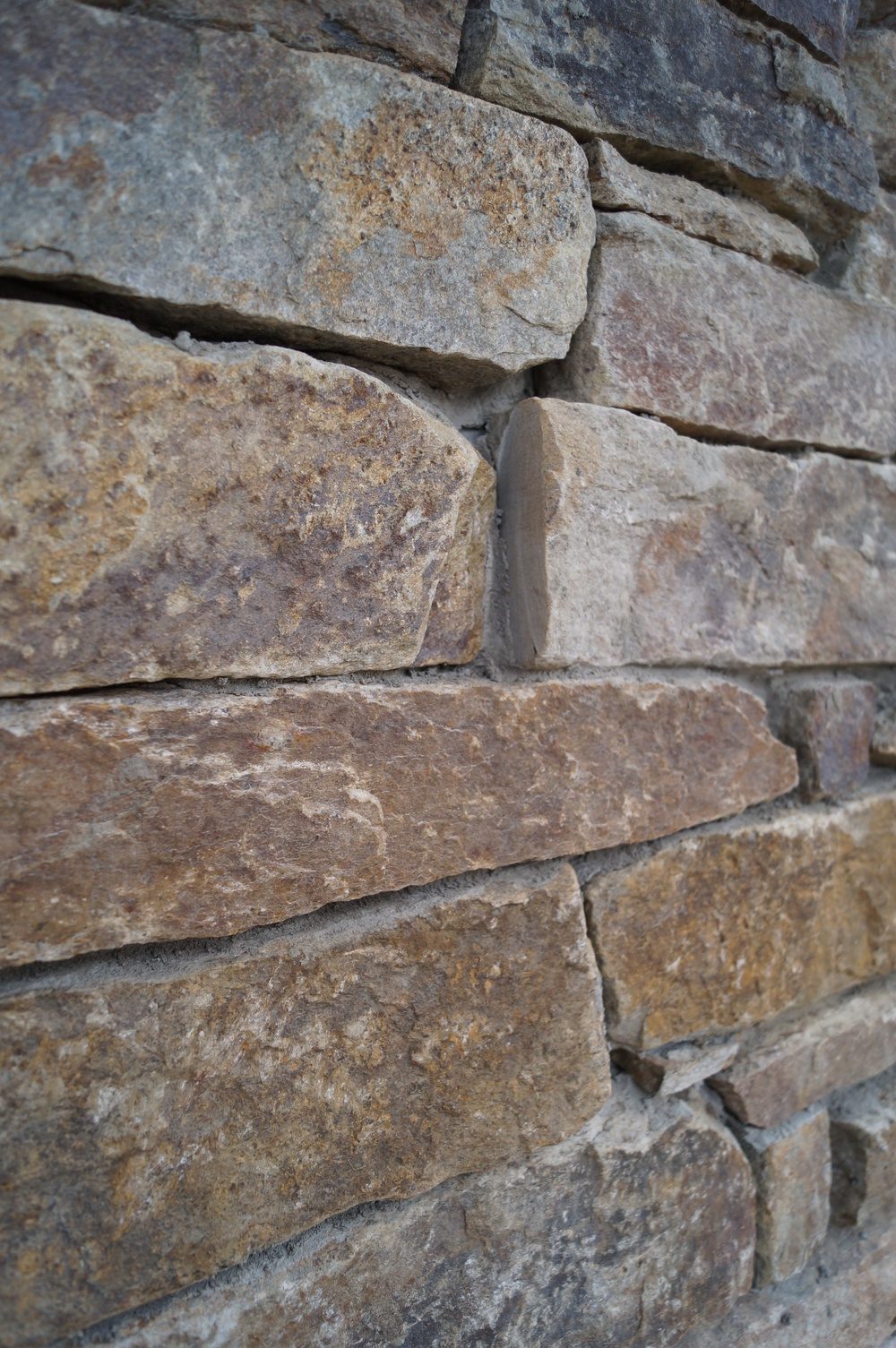 Colonial Tan - Ashlar