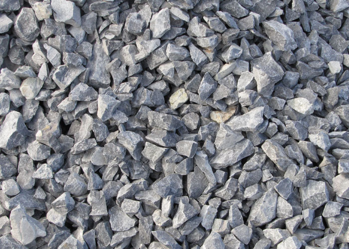 Crushed Stone 3/4in)
