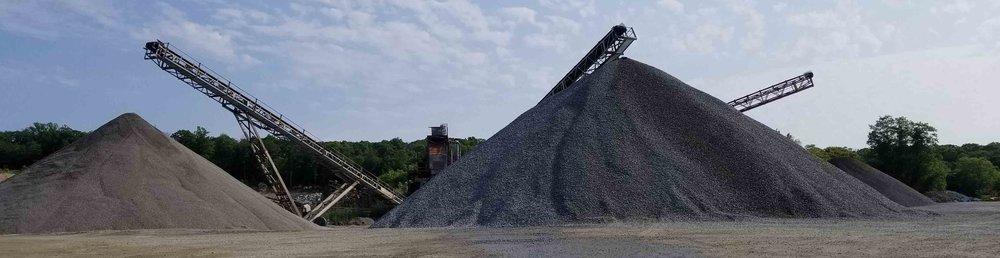 DR quarry shot