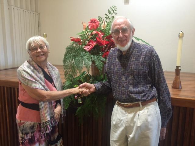 Dr. Paul & Dottie Brennan