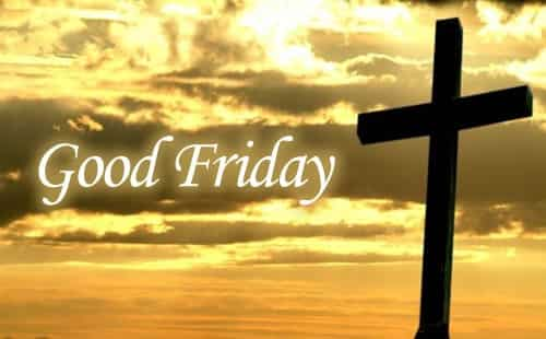 """""""Amazing Love!' Good Friday, March 30th, 1:00 P.M."""