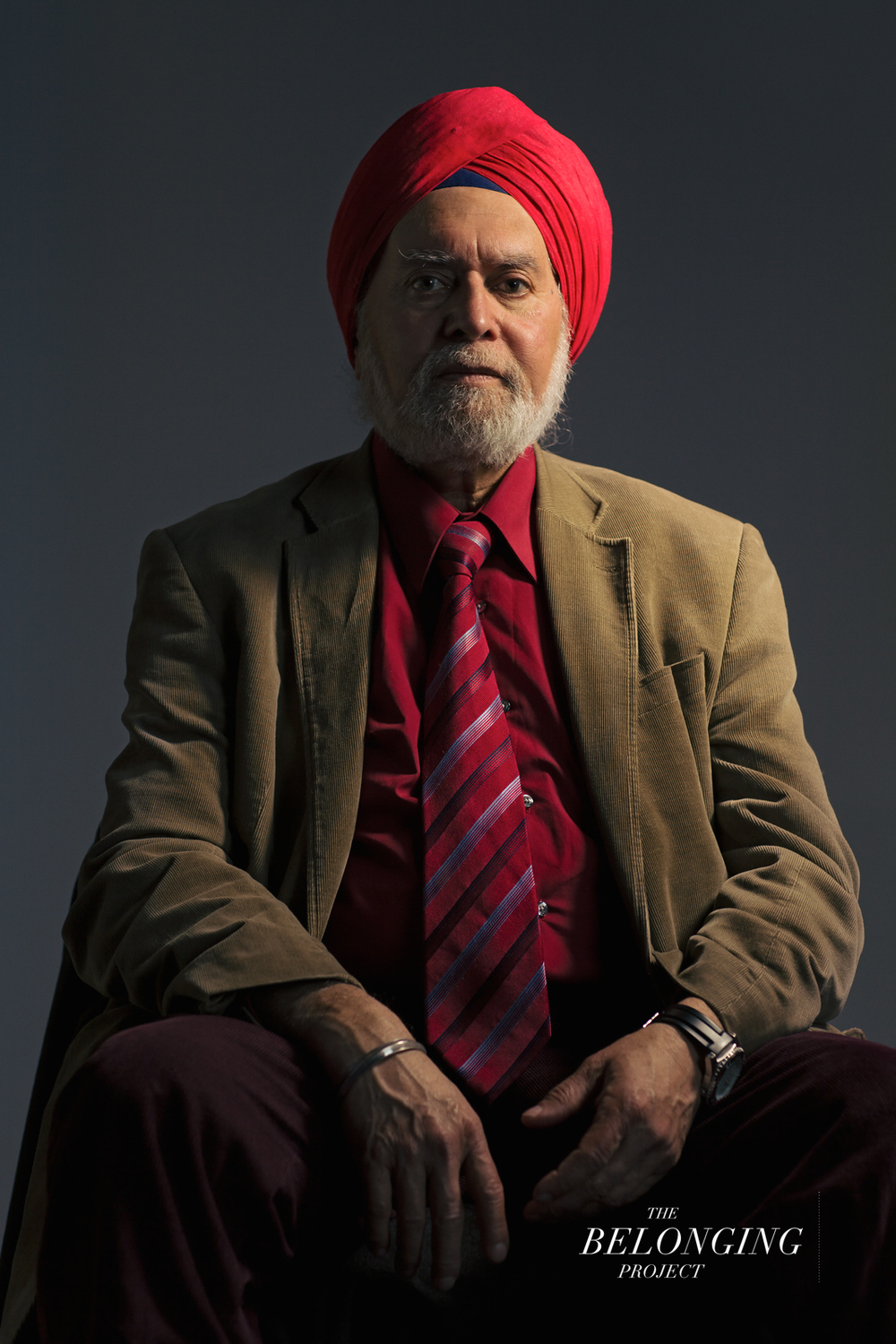 Dr. Inder Singh, India/Northern Ireland