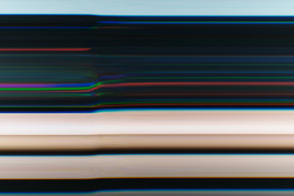Glitch / Stuck while scanning 3 / 12. New York 2017