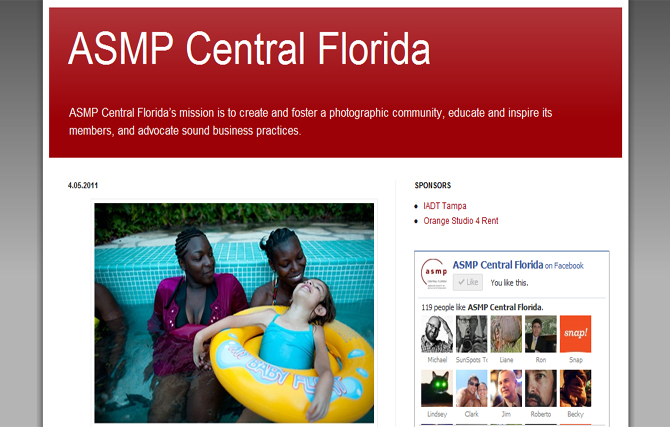 Alyssa on ASMP blog