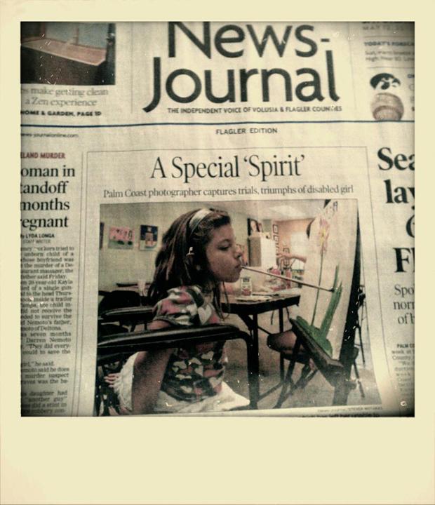 Alyssa- Orlando Sentinel