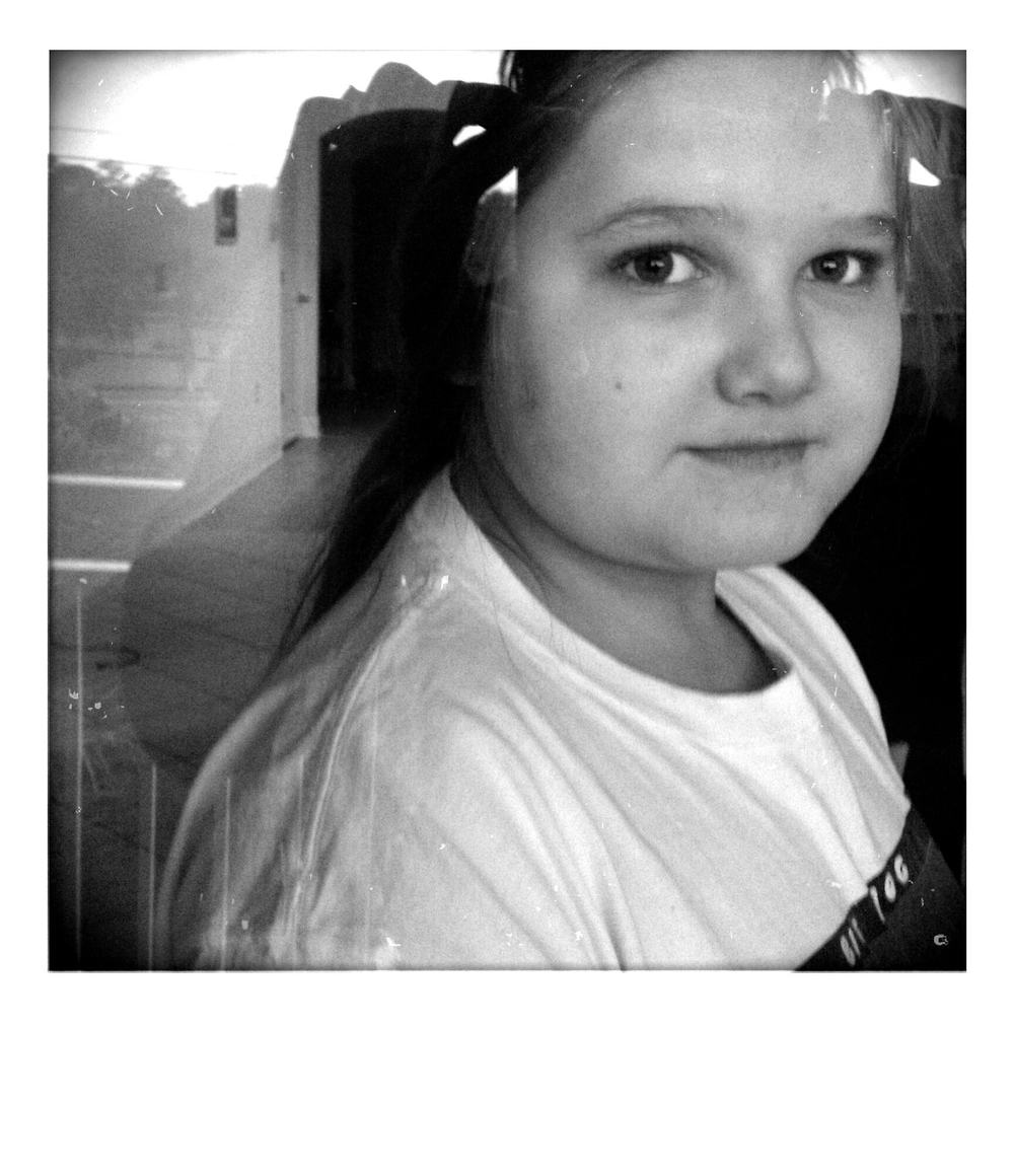 "Samantha (aka Sam) Vanhoutte, age 11 ""Keep the Light On"" 3/20/13"