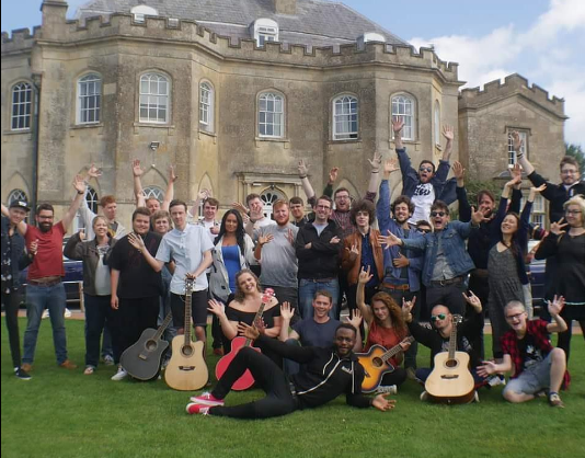 CLIC Sargent Wiltshire Music Workshops: A residential music workshop, that took place from the 8th-12th of August 2016. Freshrb C.I.C. assisted CLIC Sargent in hosting music workshops and capturing video footage from this week-long workshop. -