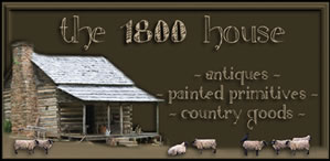 the 1800 house