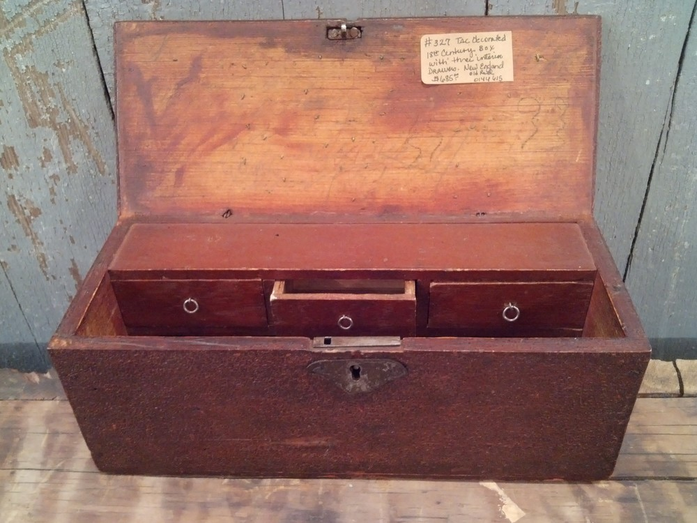 Document box inside