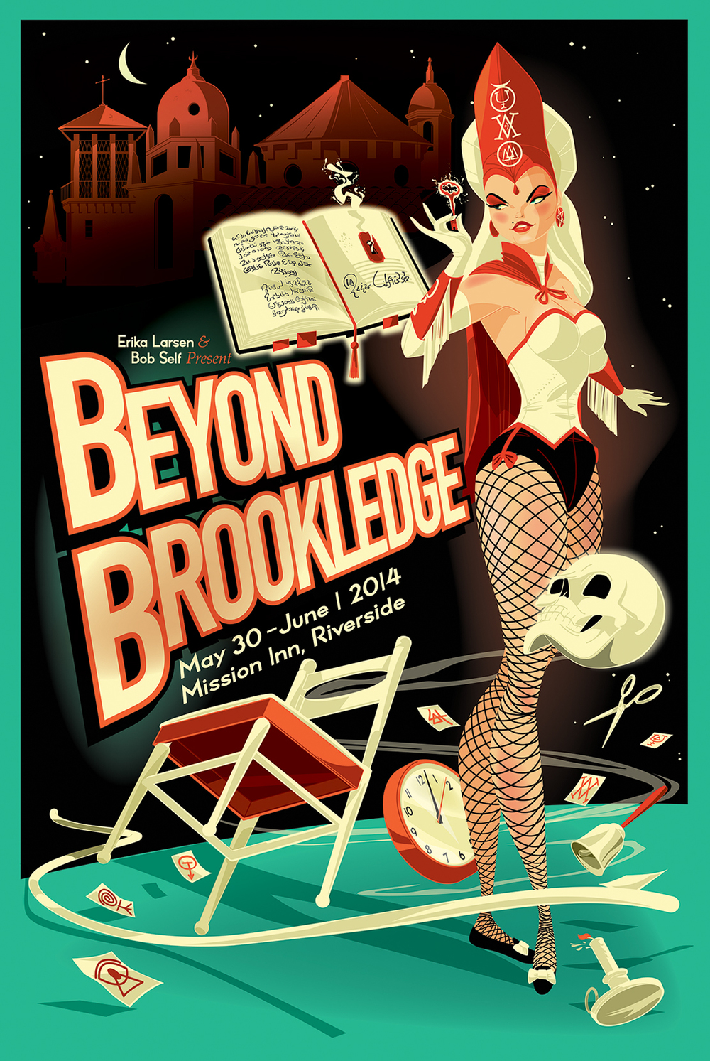 Beyond Brookledge