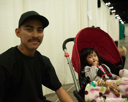 Kevin-Martin-waits-for-an-EKG-test-in-Cardiology-with-daughter,-Madison.jpg