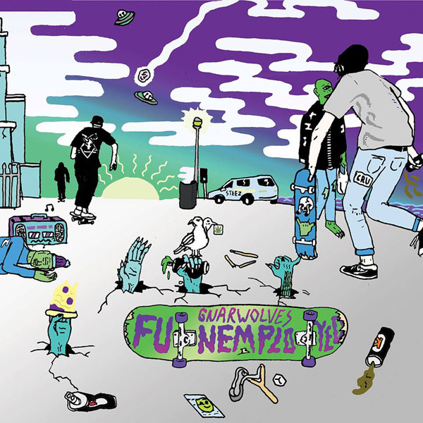 gnarwolves funemployed