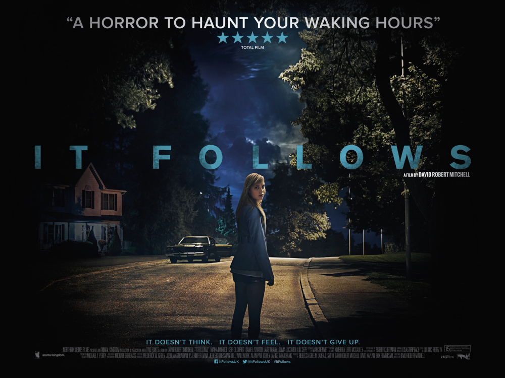 Maika Monroe takes the lead role as Jay in It Follows.