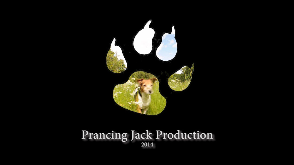 Prancing Jack Productions New Logo! Produced by Adam Frater