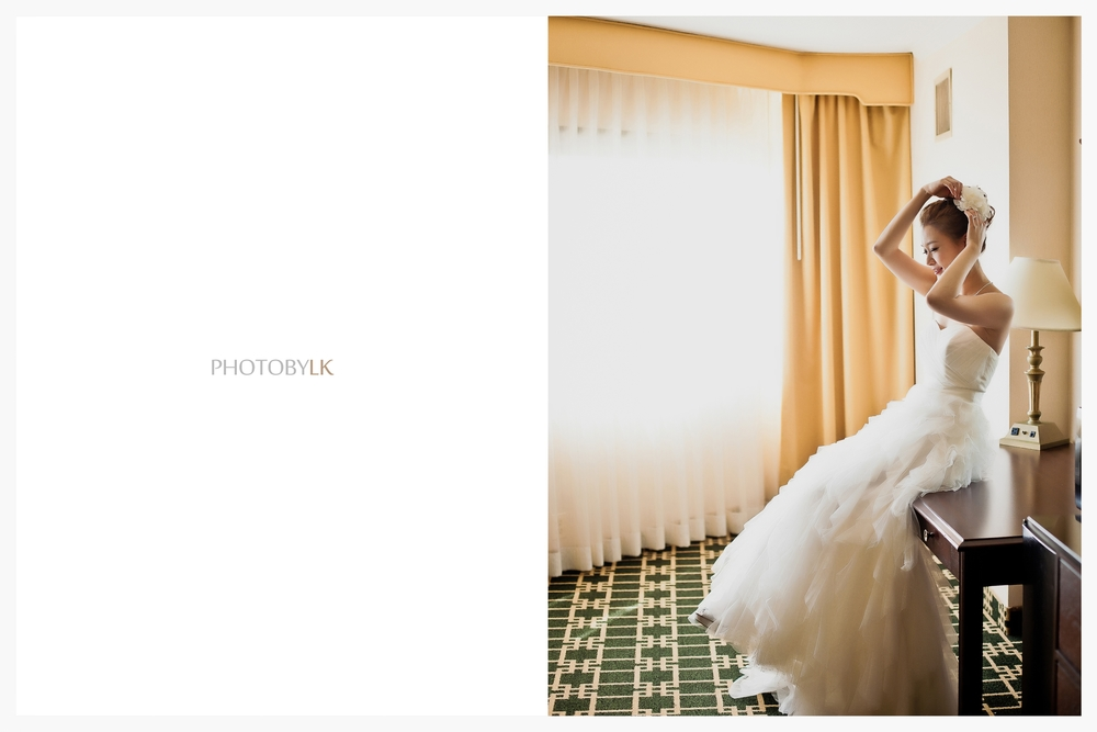 Jinnie + Donkoo  I  Wedding at the Double Tree Hilton, NJ