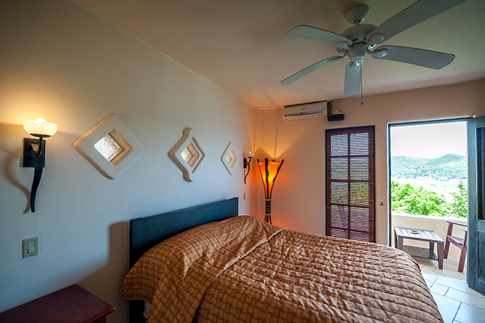 Bedroom One of Villa Noche