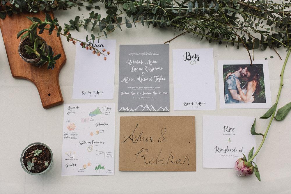 Visual diary mae design beks and ahren mountain city georgia wedding photography stopboris Gallery