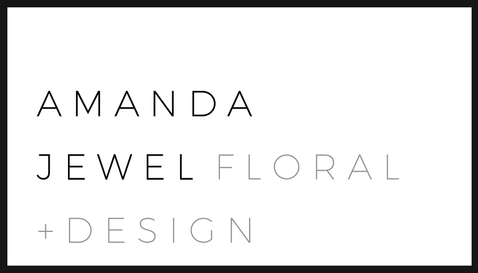 Amanda Jewel Floral + Design