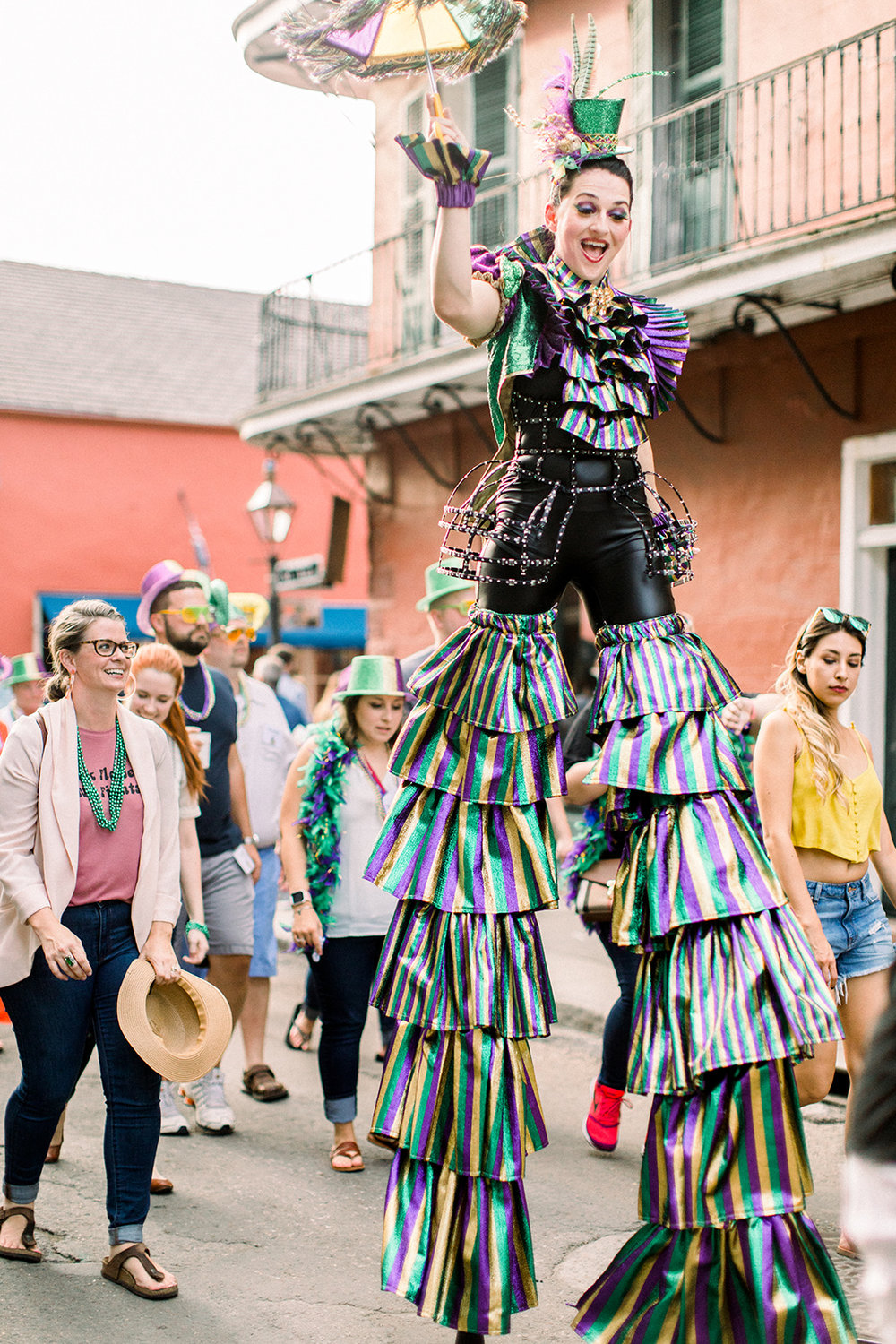 what to do in new orleans bourbon street