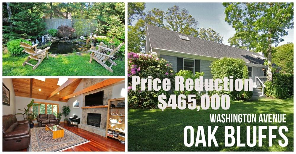 Oak Bluffs Property for Sale