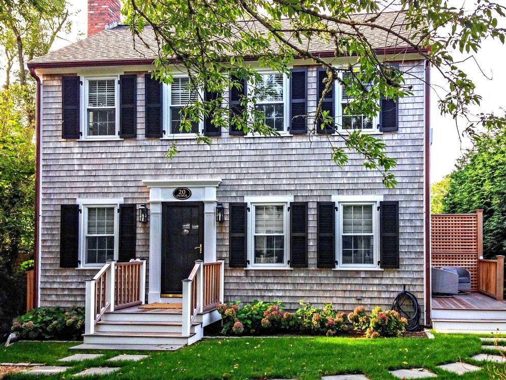Martha's Vineyard Dream House, Edgartown