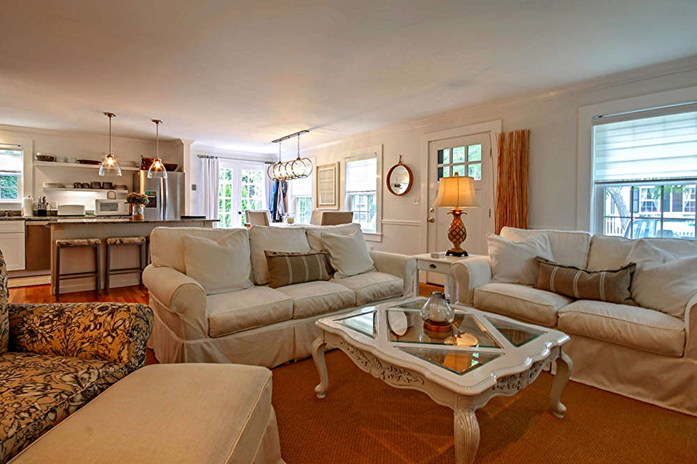 Martha's Vineyard Livingroom, Edgartown