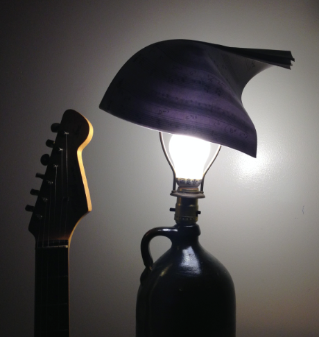 SheetMusicLamp