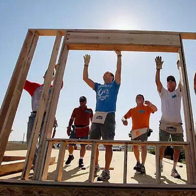 Since being founded in 1976, Habitat for Humanity has built or repaired more than 1 million homes. #HYP #denver #habitat #nonprofit #ngo #charity #makingadifference