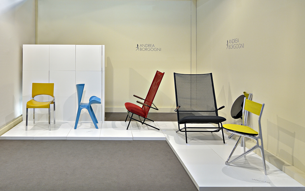 Salone Satellite 2014 Stand