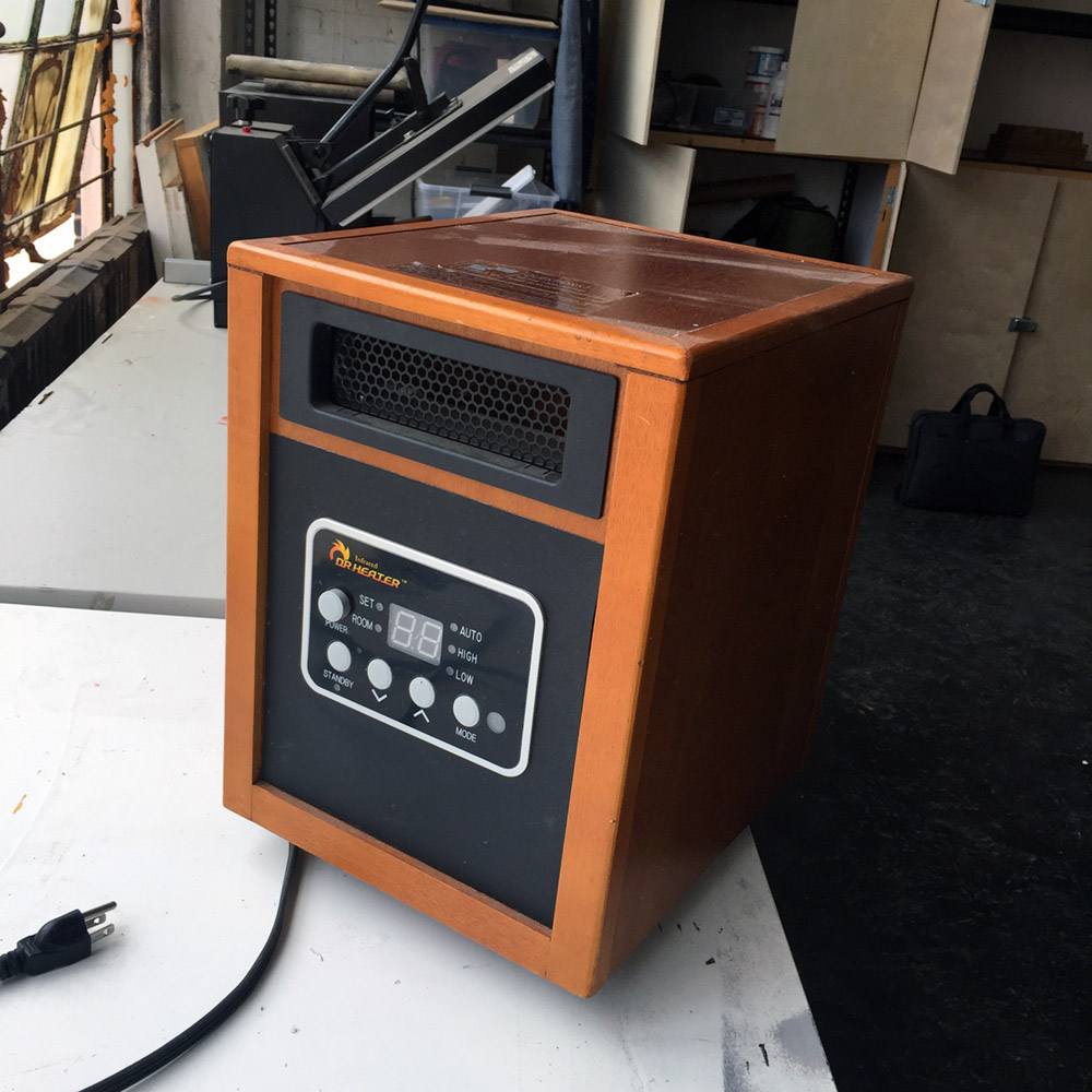 $60 - Electric Heater - Electric Space Heater